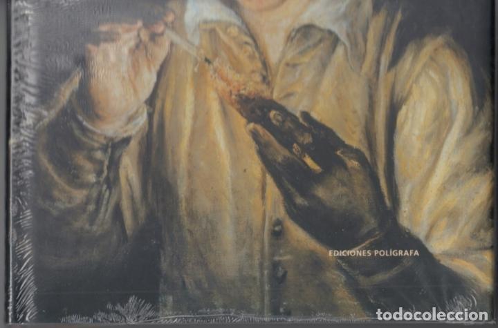 Libros: EL GRECO SANTIAGO ALCOLEA GIL ED POLÍGRAFA (2002) (1ª EDICIÓN) DOMÉNIKOS THEOTOKÓPOULOS PLATIFICADO - Foto 7 - 83016508