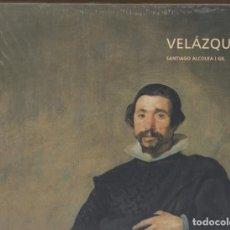 Libros: VELÁZQUEZ SANTIAGO ALCOLEA I GIL ( FALSET 1919 BCN 2008 ED POLÍGRAFA (2007) (1ª EDICIÓN) PLATIFICADO. Lote 83019972