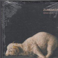 Libros: ZURBARÁN SANTIAGO ALCOLEA I GIL ( FALSET 1919 BCN 2008 ED POLÍGRAFA (2008) (1ª EDICIÓN ) PLATIFICADO. Lote 83021256