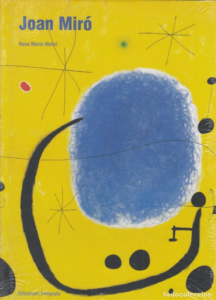 Libros: JOAN MIRÓ ROSA MARIA MALET ED POLÍGRAFA (2008) (1ª EDICIÓN )( PINTURA GRÁFICA CERÁMICA) PLASTIFICADO - Foto 2 - 83145528