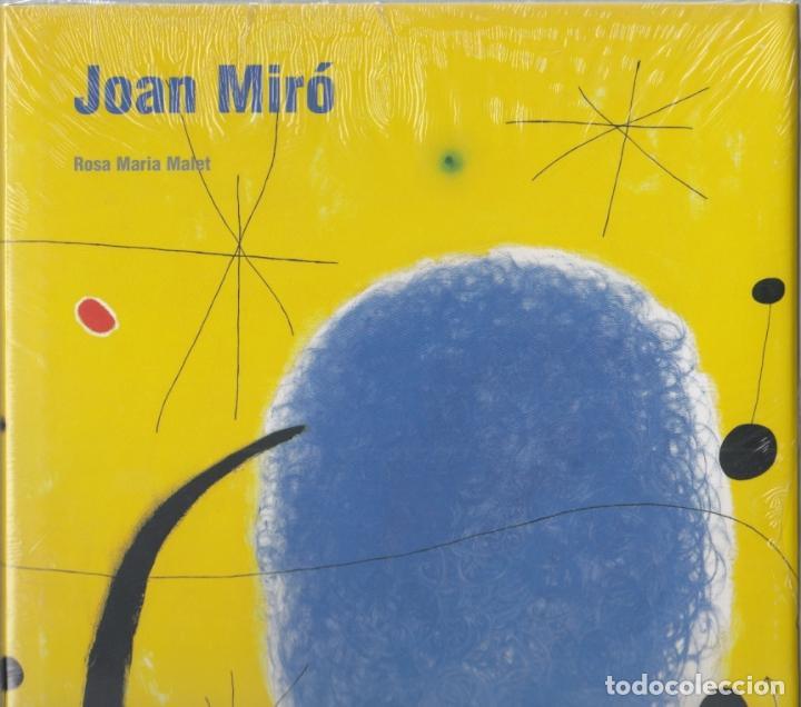Libros: JOAN MIRÓ ROSA MARIA MALET ED POLÍGRAFA (2008) (1ª EDICIÓN )( PINTURA GRÁFICA CERÁMICA) PLASTIFICADO - Foto 6 - 83145528