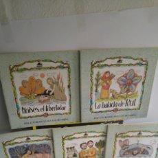 Libros: COLECCION COMPLETA EL NUMERO DE LAS ESTRELLAS. EDITORIAL MIÑON 1984. Lote 253696760