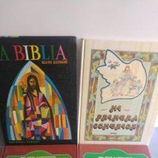 Libros: PACK 4 LIBROS RELIGIOSOS. AÑOS 80. Lote 86038467