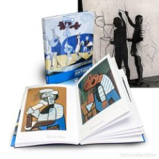 Libros: LOS PICASSOS DE ANTIBES EXPOSICIÓN MUSEO PICASSO MÁLAGA MUSEU PICASSO BARCELONA 2006 PLASTIFICADO . Lote 86947260