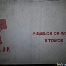 Libros: PUEBLOS DE ESPAÑA - EDICIONES RUEDA, (VER FOTOS). PRECINTO ORIGINAL, TOTALMENTE NUEVOS.. Lote 88875634