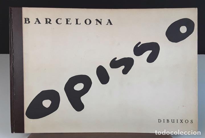 BARCELONA. DIBUIXOS D'OPISSO. EDICIONS CURIOSA. 1981. (Libros Nuevos - Bellas Artes, ocio y coleccionismo - Otros)