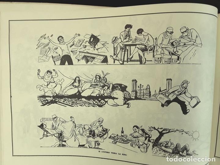 Libros: BARCELONA. DIBUIXOS D'OPISSO. EDICIONS CURIOSA. 1981. - Foto 4 - 90707875