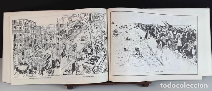 Libros: BARCELONA. DIBUIXOS D'OPISSO. EDICIONS CURIOSA. 1981. - Foto 5 - 90707875
