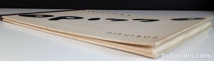 Libros: BARCELONA. DIBUIXOS D'OPISSO. EDICIONS CURIOSA. 1981. - Foto 7 - 90707875
