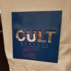 Libros: CULT MOMENTOS EVENTS ETCHED IN OUR MEMORY. Lote 95747104
