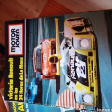 Libros: MOTOR JOVEN DE RENAULT. Lote 98070455