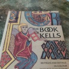 Libros: THE BOOK OF KELLS. Lote 100717448