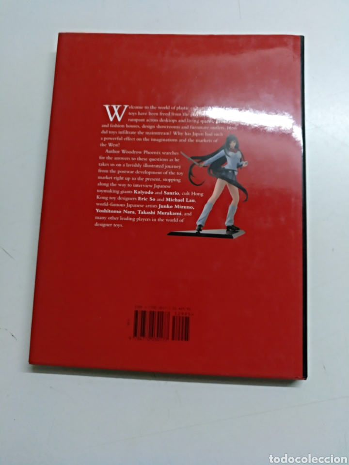 Libros: Plastic Culture How Japanese Toys Conquerered The World (Woodrow Phoenix) - Foto 2 - 205124206
