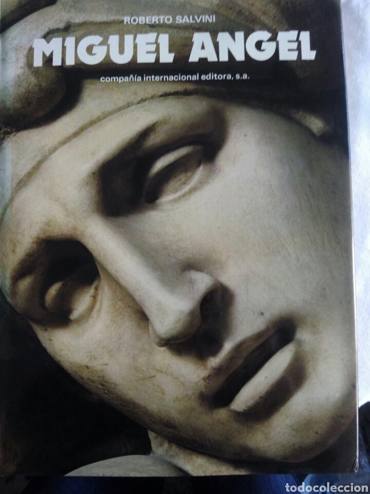 * MIGUEL ANGEL. ROBERTO SALVINI (Libros Nuevos - Bellas Artes, ocio y coleccionismo - Otros)
