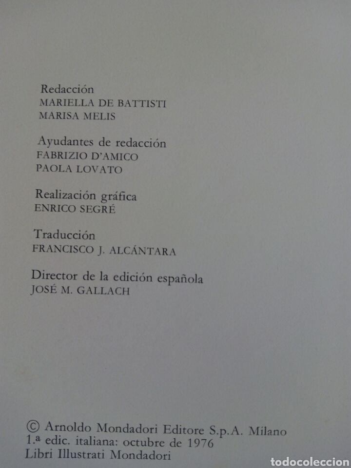 Libros: * Miguel Angel. Roberto Salvini - Foto 2 - 151176254