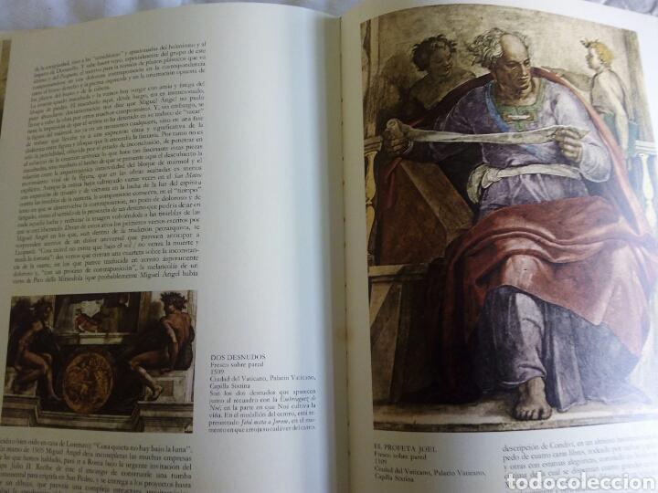 Libros: * Miguel Angel. Roberto Salvini - Foto 3 - 151176254