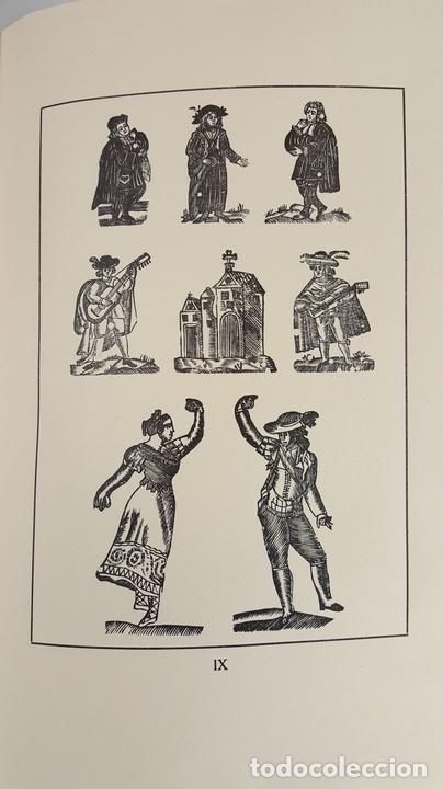 Libros: BLAI BELLVER. MATERIALS XILOGRÀFICSDE LA SEUA IMPREMTA A XÀTIVA. 1980. - Foto 3 - 104789819