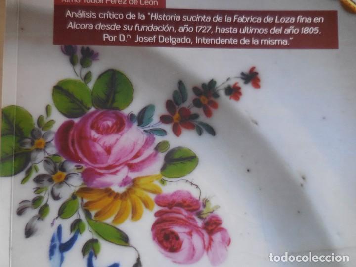 ALCORA: ANÁLISIS DE LA HISTORIA DE LA FÁBRICA DE 1805. EVOLUCIÓN DOCUMENTADA DE EDIFICIO SIGLO XVIII (Libros Nuevos - Bellas Artes, ocio y coleccionismo - Otros)