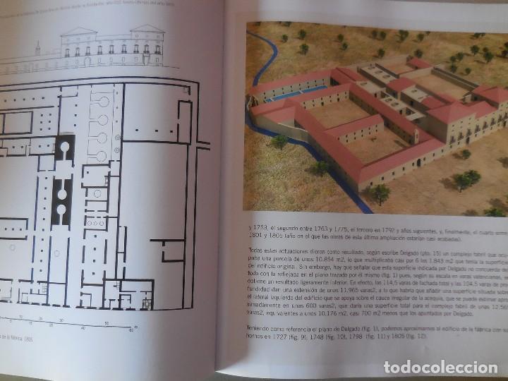 Libros: ALCORA: ANÁLISIS DE LA HISTORIA DE LA FÁBRICA DE 1805. EVOLUCIÓN DOCUMENTADA DE EDIFICIO SIGLO XVIII - Foto 2 - 107224131