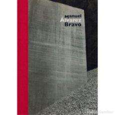 Libros: MANUEL ÁLVAREZ BRAVO EXPOSICIÓN 152 FOTOGRAFÍAS FUNDACIÓN MAPFRE 2013 PLASTIFICADO. Lote 107263175