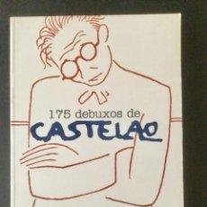Libros: 175 DIBUJOS CASTELAO. FUNDACIÓN CAIXA GALICIA.. Lote 108243431