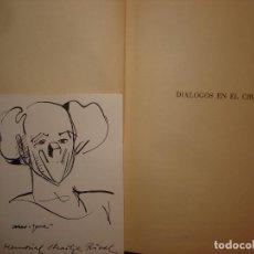 Libros: DIÁLOGOS EN EL CIRCO ( JORGE ELIAS ). Lote 109162635