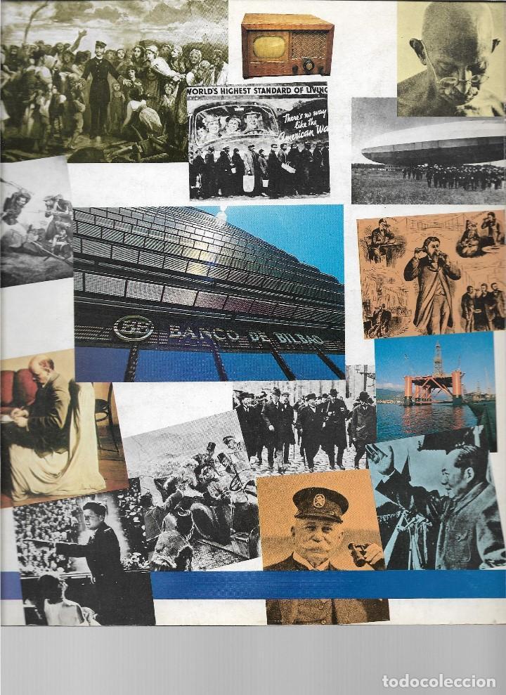 Libros: 1857 - 1982 - LO QUE VIMOS Y VIVIMOS - 125 AÑOS - BANCO DE BILBAO - Foto 2 - 111287007