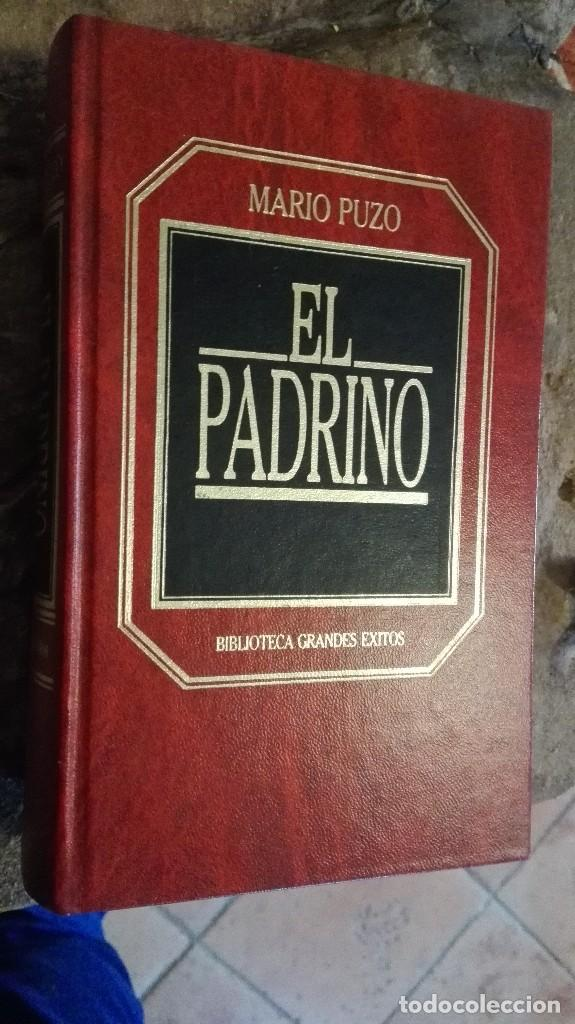 EL PADRINO-MARIO PUZO-GRANDES EXITOS ORBIS - 1986 EL GRAN GATSBY (Libros Nuevos - Bellas Artes, ocio y coleccionismo - Otros)
