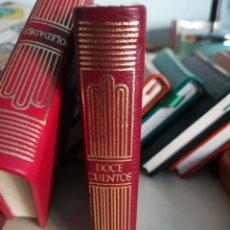 Libros: CRISOLIN DOCE CUENTOS COLECCIÓN CRISOL SXXI. Lote 113981251