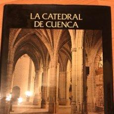 Libros: LA CATEDRAL DE CUENCA. JESUS BERMEJO DIEZ 1 EDICIÓN 1977. Lote 114072703