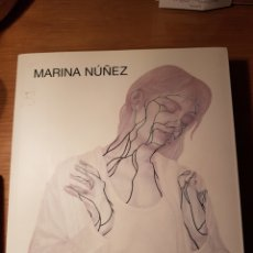 Libros: CATÁLOGO MARINA NUÑEZ. Lote 114700914