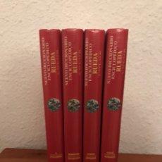 Libros: NUEVO DICCIONARIO ENCICLOPÉDICO RUEDA COLOR (COMPLETO: 4 TOMOS). RUEDA, 1998.. Lote 118724267