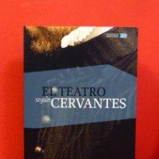 Libros: EL TEATRO SEGÚN CERVANTES - MIGUEL DE CERVANTES - TEATRO DE LA COMEDIA - TEATRO CLÁSICO. Lote 119308859