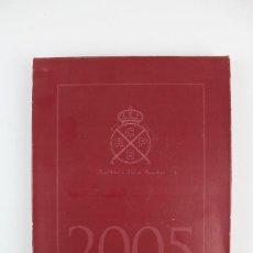 Libros: L-2931 REAL CLUB DE POLO DE BARCELONA ,ANUARIO 2005.. Lote 121326559
