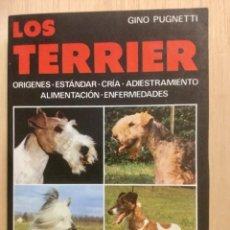 Libros: LOS TERRIER. . Lote 121890015