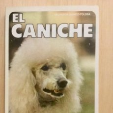 Libros: EL CANICHE. . Lote 121906771