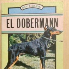 Libros: EL DOBERMANN.. Lote 121907891