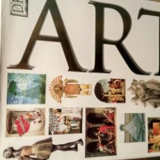Libros: ART A WORLD HISTORY DK PUBLISHING. Lote 122090278