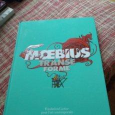 Libros: MOEBIUS TRANSE FORME. Lote 122110479