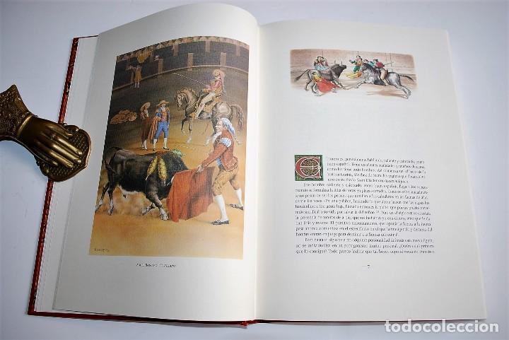 Libros: Petit Caro, Antonio - La Lidia y El Toreo. La Historia Taurina a Través De La Prensa. Tauromaquia. - Foto 3 - 125043691