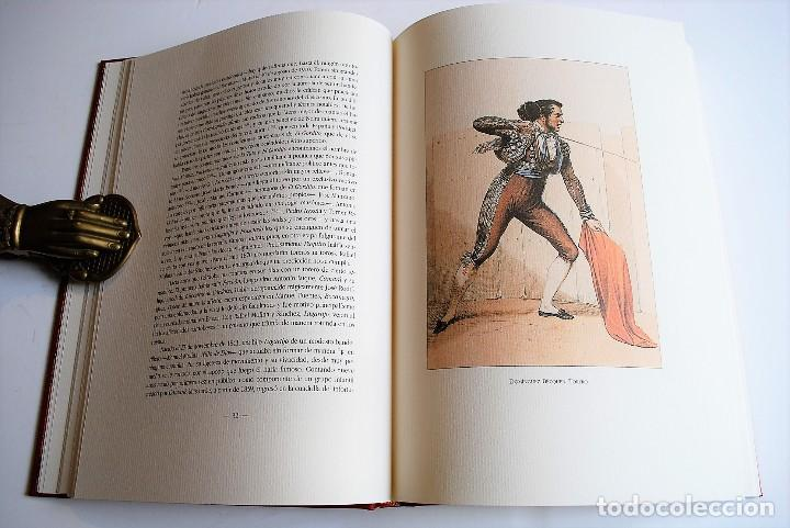 Libros: Petit Caro, Antonio - La Lidia y El Toreo. La Historia Taurina a Través De La Prensa. Tauromaquia. - Foto 4 - 125043691
