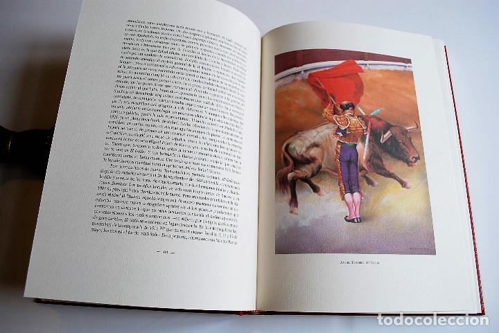 Libros: Petit Caro, Antonio - La Lidia y El Toreo. La Historia Taurina a Través De La Prensa. Tauromaquia. - Foto 5 - 125043691