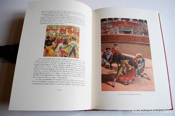 Libros: Petit Caro, Antonio - La Lidia y El Toreo. La Historia Taurina a Través De La Prensa. Tauromaquia. - Foto 6 - 125043691