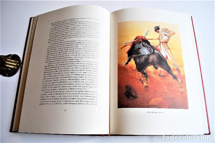 Libros: Petit Caro, Antonio - La Lidia y El Toreo. La Historia Taurina a Través De La Prensa. Tauromaquia. - Foto 7 - 125043691
