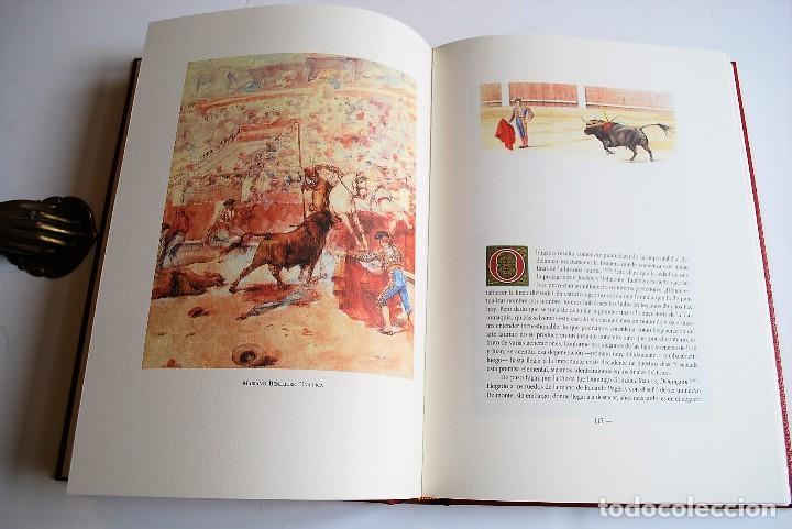 Libros: Petit Caro, Antonio - La Lidia y El Toreo. La Historia Taurina a Través De La Prensa. Tauromaquia. - Foto 9 - 125043691