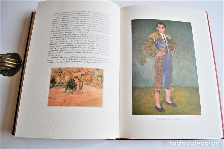 Libros: Petit Caro, Antonio - La Lidia y El Toreo. La Historia Taurina a Través De La Prensa. Tauromaquia. - Foto 10 - 125043691