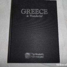 Libros: GREECE IS WONDERFUL. Lote 126186211
