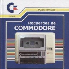 Libros: RECUERDOS DE COMMODORE. Lote 126286171