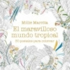 Libros: POSTALES. MARAVILLOSO MUNDO TROPICAL ART BLUME, S.L.. Lote 67899631