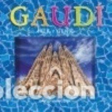 Libros: GAUDÍ POP UP: ARTE Y GENIO EDICIONS LLIBRERIA UNIVERSITÀRIA DE BARCELONA, SL. Lote 70937854
